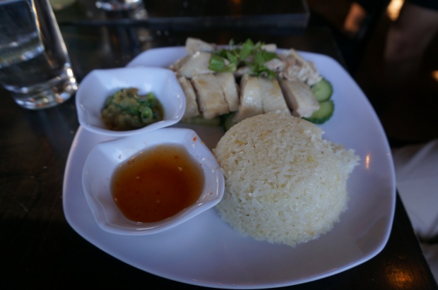 Hainanese Chicken, Indochino