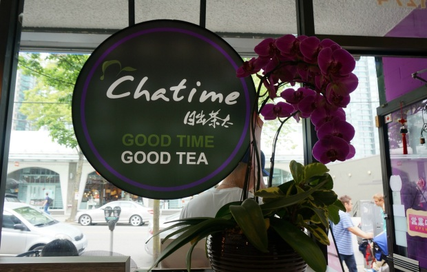 Chatime on Robson
